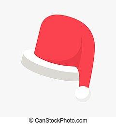 chapeau, noël celébration