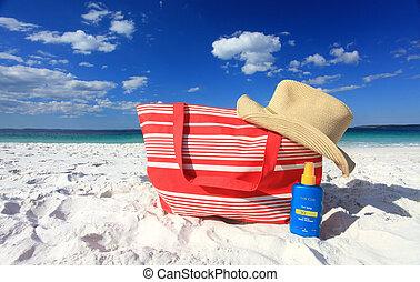 chapeau plage, protection soleil, sunscreen, été