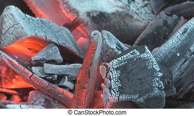 charcoal.