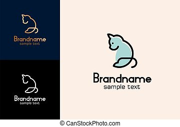 chat, simple, logo