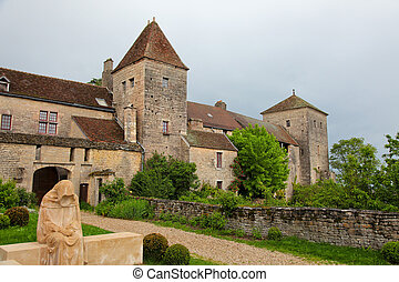 chateau, de, gevrey-chambertin