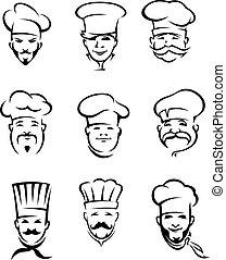 chefs, restaurant
