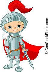 chevalier, moyen-âge