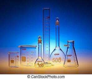 chimique, verrerie