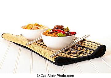 chinois, stirfry