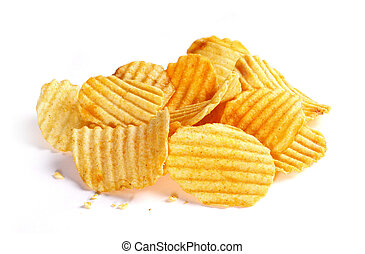 chips, pomme terre