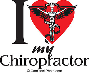 chiropracteur, mon, amour