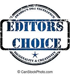 choisi, certifié, bleu, graphique, choicebackground, editors, business, choix, rédacteur, choisir, noir, sale, document, conception