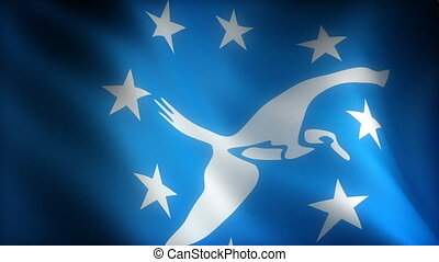christi, drapeau, corpus, texas
