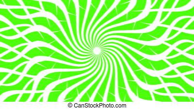 chromakey., frame., formulaire, transition, élément, arrière-plan., animation, arrière-plan vert, vidéo, blanc