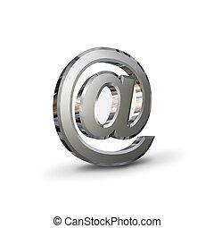 chrome-plaqué, symbole