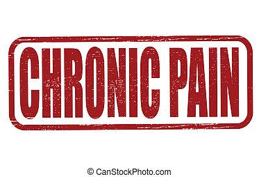 chronique, douleur