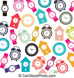 chronométrez icônes