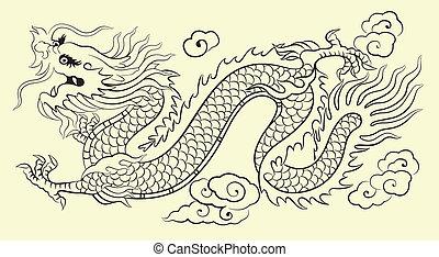 ciel, dragon
