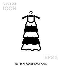 cintre, robe