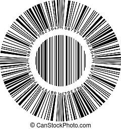 circulaire, code barres, résumé