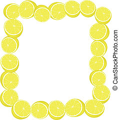 citron, moitié