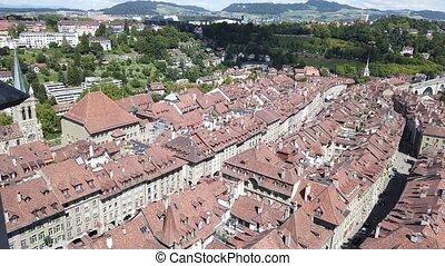 cityscape, berne, suisse