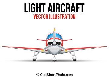 civil, avion léger