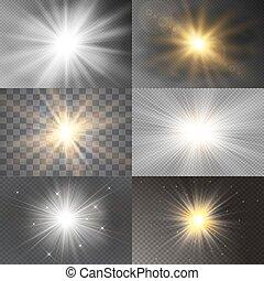 clair, stars., ensemble