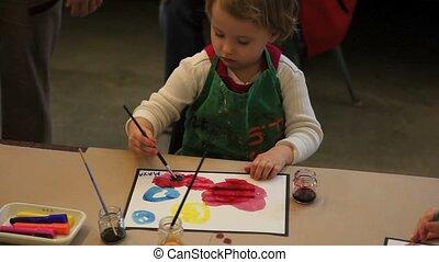 classe art