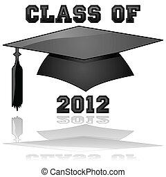 classe, remise de diplomes, 2012