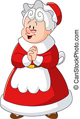 claus, mme