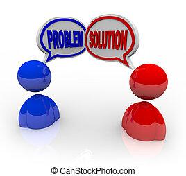 client, aide, service, soutien, solution, problème