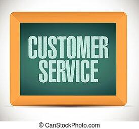 client, board., service, signe