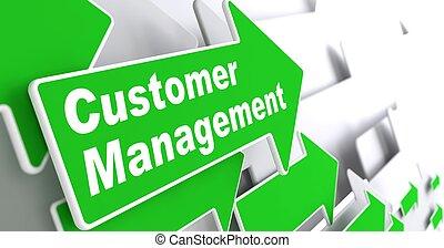 client, concept., management., business