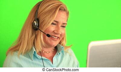 client, opérateur, appeler, service, centre