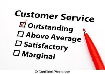 client, performance, estimation, service