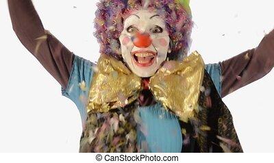 clown, carnaval