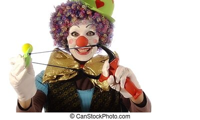 clown, fronde