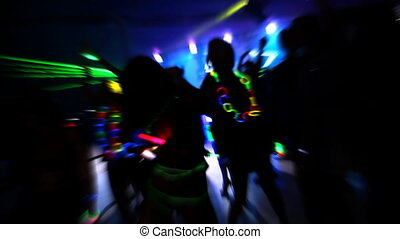 club, nuit