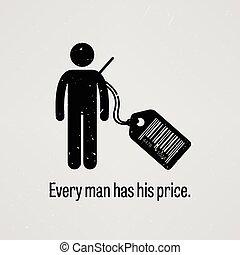 coût, a, chaque, homme