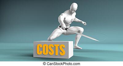 coûts découpage