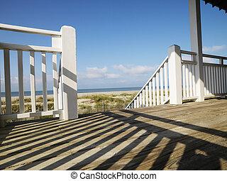 coast., porche