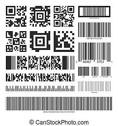 code, ensemble, barcode, qr