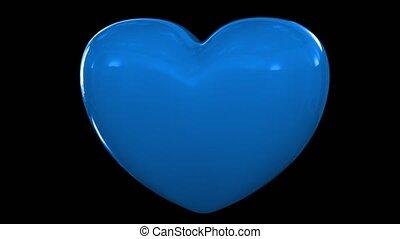 coeur, battement, amour, couple, sexe, anniversaire, pouls, valentin, romance, 4k, dater, boucle