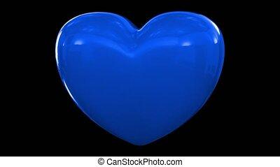 coeur, battement, amour, couple, sexe, anniversaire, pouls, valentin, romance, dater, boucle