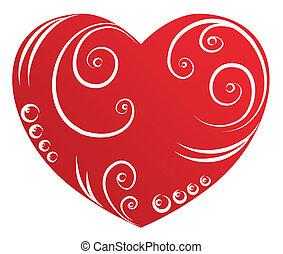 coeur, original