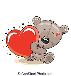 coeur, ours