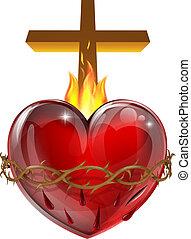 coeur, sacré