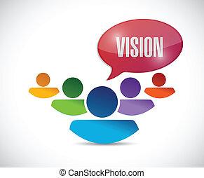 collaboration, conception, vision, illustration