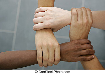 collaboration, international