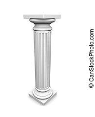 colonne, 3d