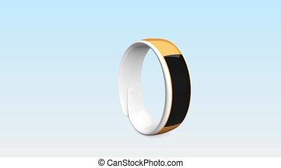 coloré, intelligent, wristbands