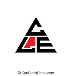 color., lettre, monogram., triangle, luxueux, logo., conception, logo, vecteur, forme., rouges, simple, triangulaire, élégant, gabarit, cle