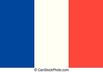 color), pays, national, drapeau france, (blue, blanc, rouges